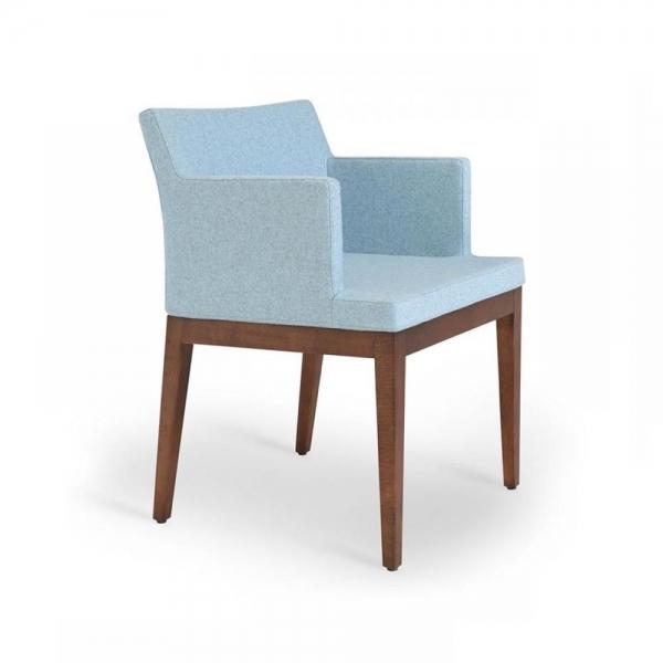 Soho Wood Armchair Bayside Furniture